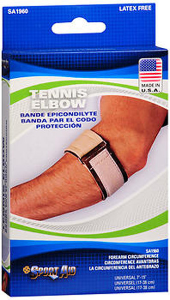 Tennis Elbow Brace - Universal - 1 Each