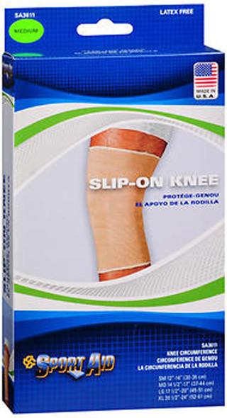 Sport Aid Slip-On Knee Wrap, Medium - 1 ea.