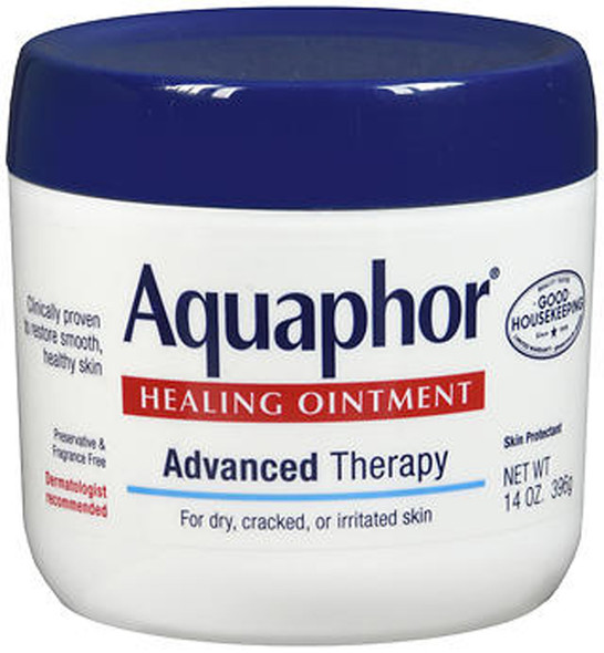 Aquaphor Advanced Therapy Healing Ointment - 14 oz