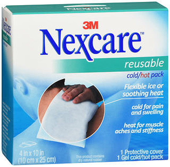Nexcare Cold/Hot Pack, Reusable - 1 ea.
