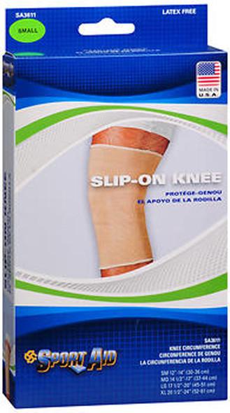 Sport Aid Slip-On Knee Wrap Sm Beige - 1 ea.