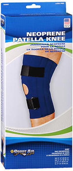 Sport Aid Neoprene Patella Knee SM - 1 ea.