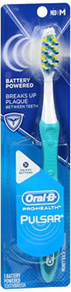 Oral-B Pulsar Toothbrush Medium Regular