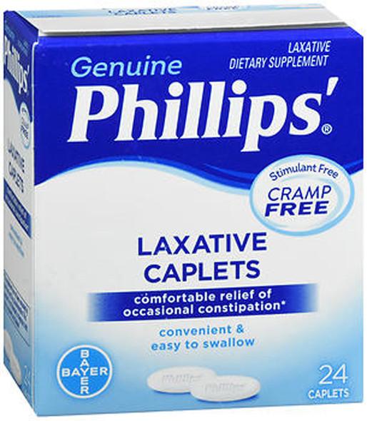 Phillips' Laxative Caplets, 24 ea.