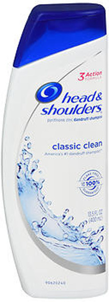 Head and Shoulders Classic Clean Dandruff Shampoo - 13.5 oz