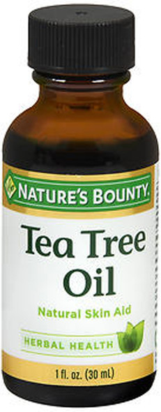 Nature's Bounty Tea Tree Oil - 1oz