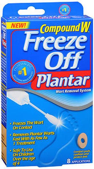 Compound W Freeze Off Plantar - 8 Strips