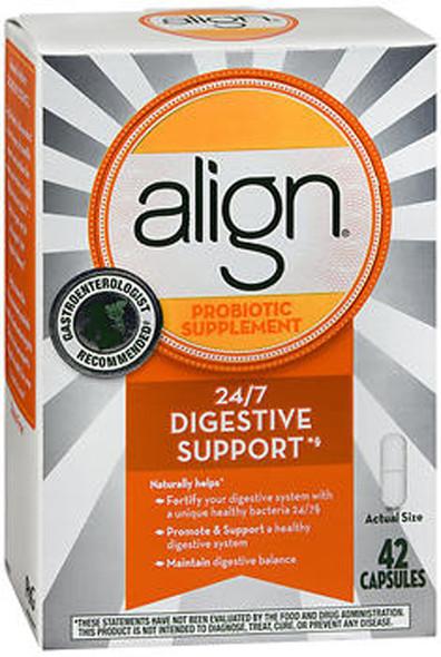 Align Digestive Care Probiotic Supplement - 42 Caplets