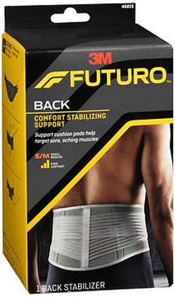 Futuro Stabilizing Back Support - Small/ Medium, 46815EN