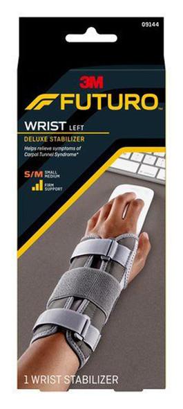 Futuro Deluxe Wrist Stabilizer Left Hand Small-Medium, 09144ENT