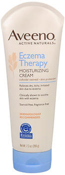 Aveeno Active Naturals Eczema Therapy Moisturizing Cream - 7.3 oz
