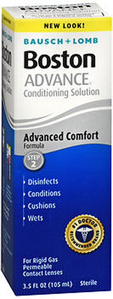 Bausch + Lomb Boston Advance Conditioning Solution - 3.5 oz