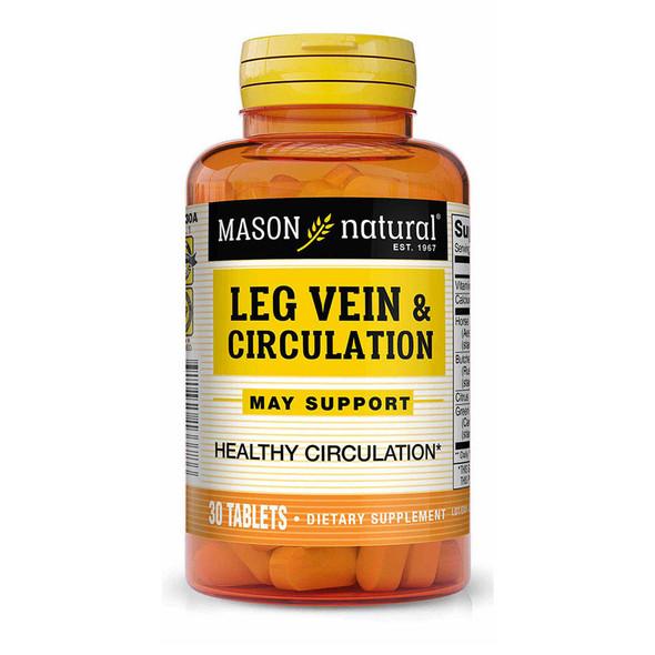 Mason Natural Leg Vein & Circulation - 30 Tablets