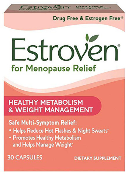 Estroven Weight Management Dietary Supplement - 30 Capsules