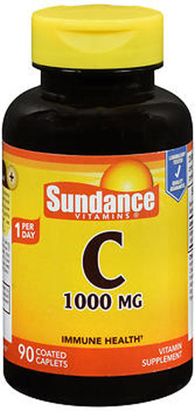 Sundance Vitamin C 1000 mg - 90 Coated Caplets
