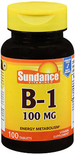 Sundance B-1 100 mg -100 Tablets