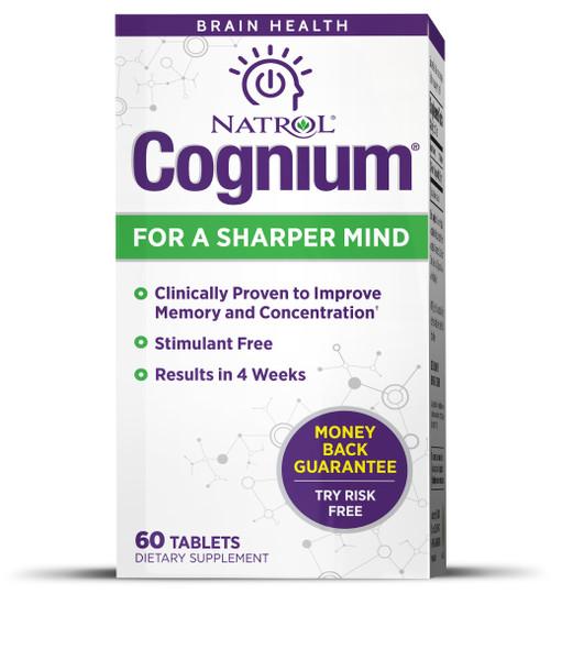 Natrol Cognium For Brain Health - 60 ct