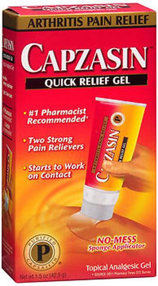 Capzasin Quick Relief Gel - 1.5 oz