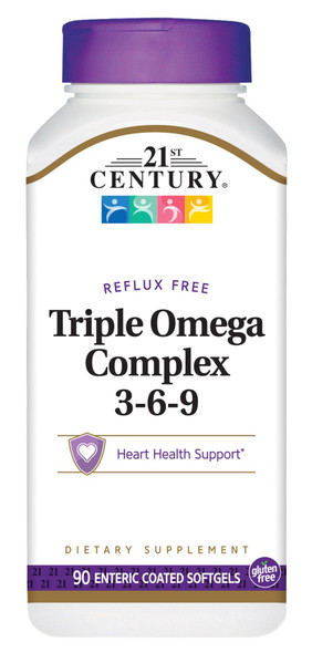 21st Century Triple Omega Complex 3-6-9 - 90 Count