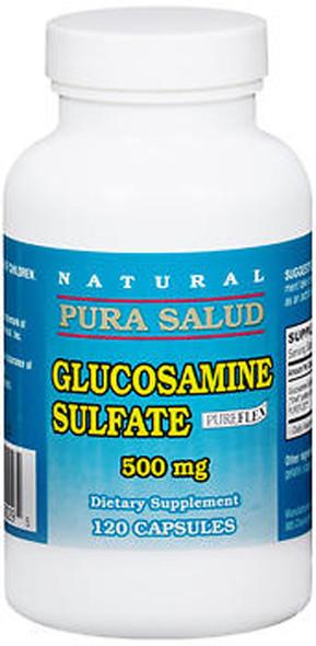 Pura Salud Glucosamine Sulfate 500 mg - 120 ct