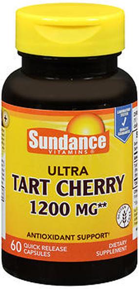 Sundance Ultra Tart Cherry 1200 mg - 60 Capsules