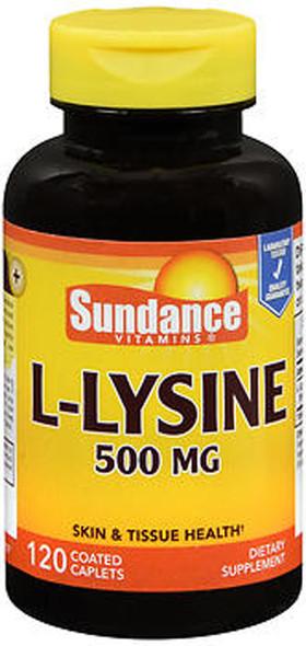 Sundance Vitamins L-Lysine 500 mg - 120 Caplets