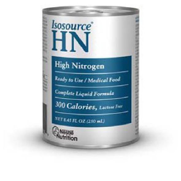 Isosource HN High Nitrogen Complete Liquid Formula, 24 - 8.45 oz