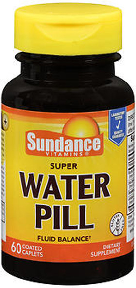 Sundance Vitamins Super Water Pill - 60 Caplets