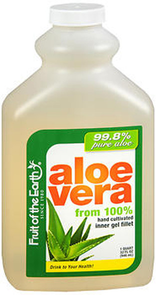 Fruit of the Earth Aloe Vera Juice - 32 oz