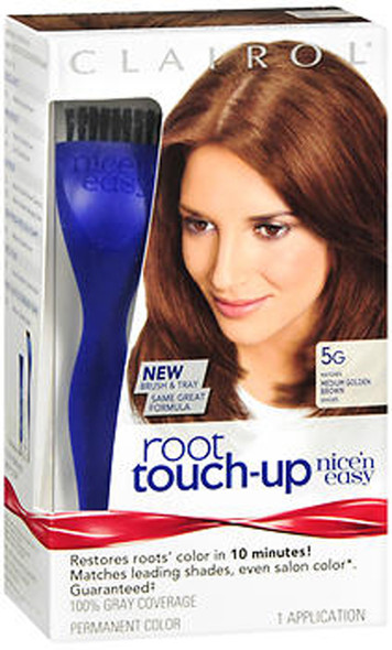 Clairol Nice 'n Easy Root Touch-Up 5G Medium Golden Brown