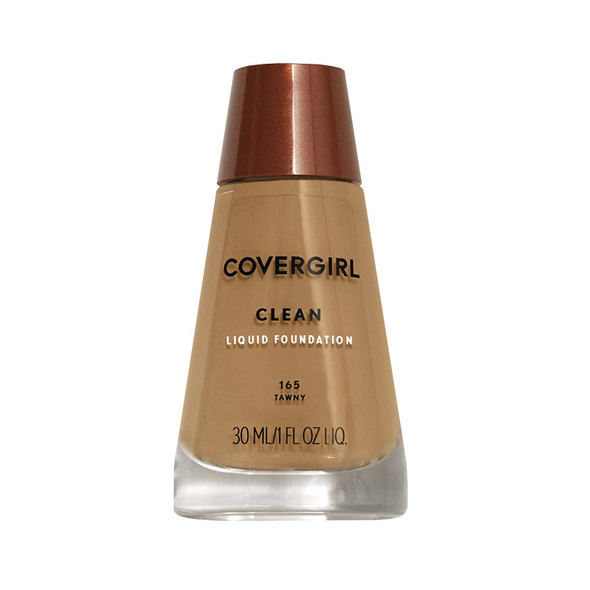 Covergirl Foundation, Tawny - 2 pkgs