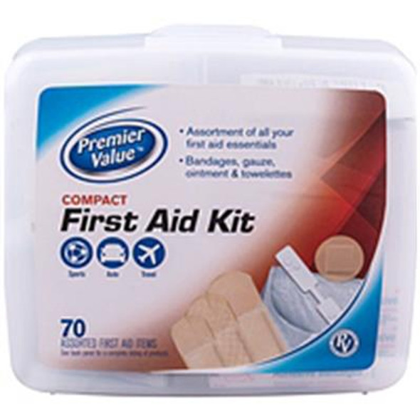 First Aid Kit - 70 pc