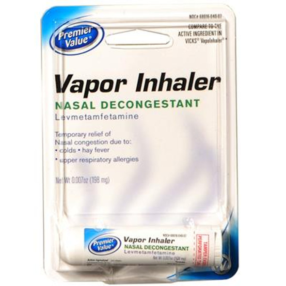 Premier Value Vapor Inhaler - .007oz
