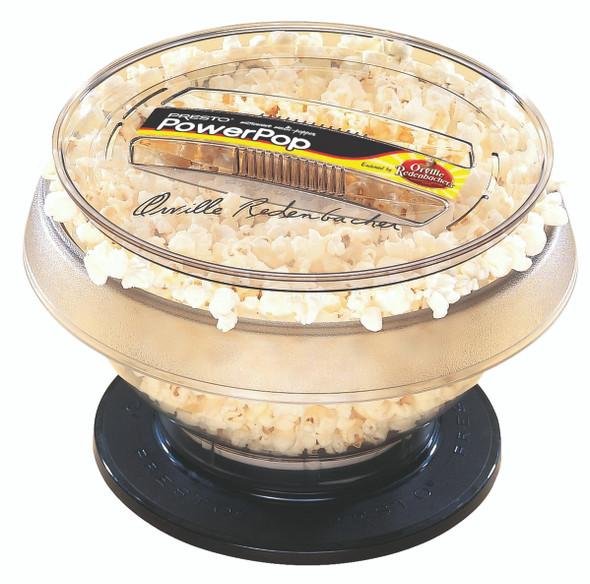 Powerpop* Microwave Popcorn Popper Small Appliance - 3 qt