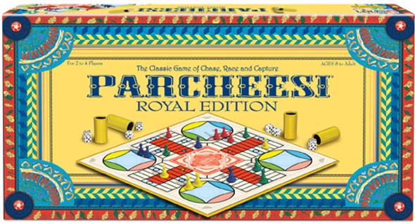 Parcheesi Royal Edition Game