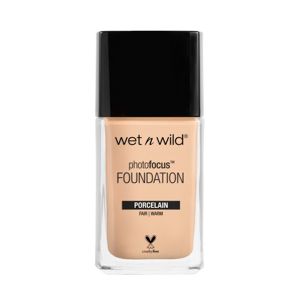 WNW Photo Focus Liquid Foundation - Porcelain