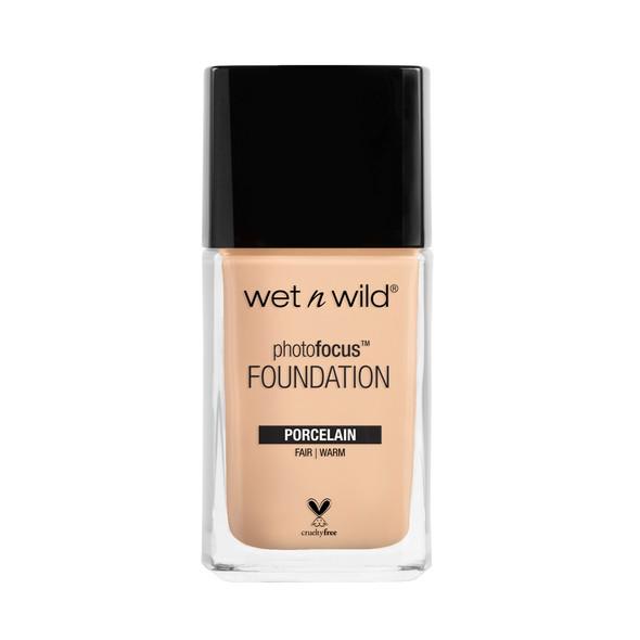 WNW Photo Focus Liquid Foundation - Porcelain