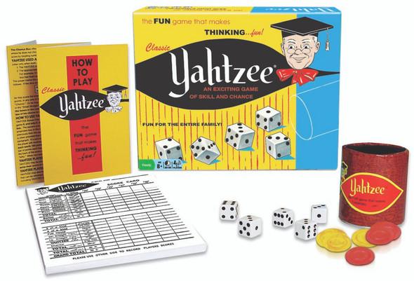 Classic Yahtzee - Game