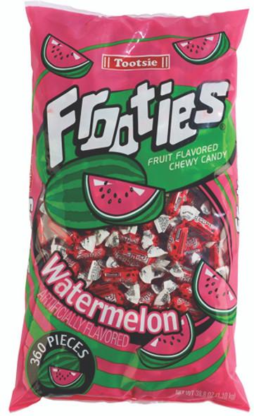 Tootsie Frooties - Watermelon, 360 ct
