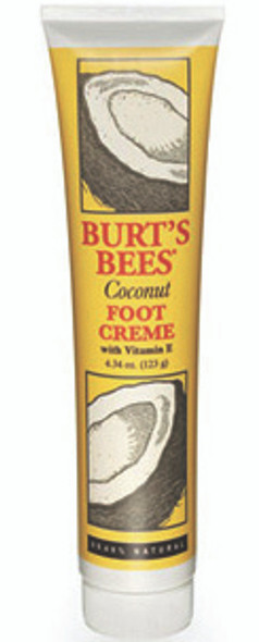 Burt's Bees Coconut Foot Creme - 4.34 oz