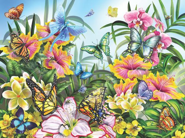 Garden Colors Puzzle - 1000pc