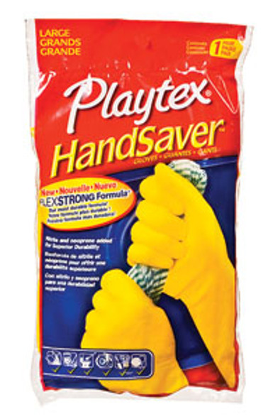 Playtex Hand Saver Gloves - Large