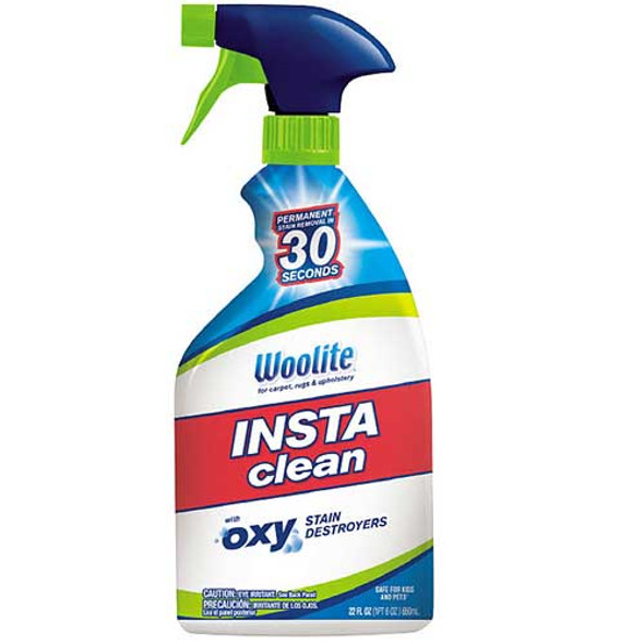 Woolite Oxy Insta Clean Carpet Cleaner - 22 oz