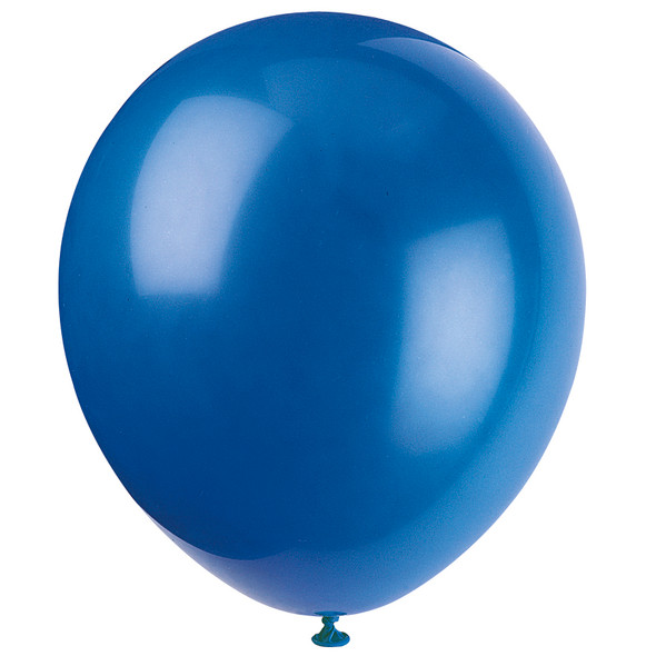 "12"" Balloon - Royal Blue, 12"""