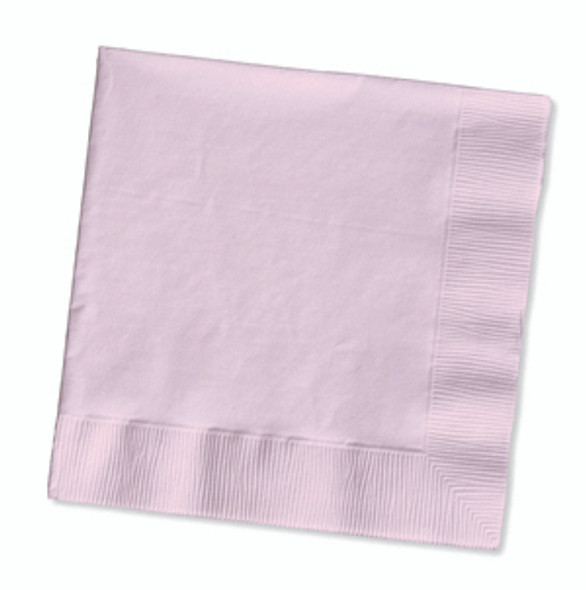 Solid Color Luncheon Napkins - Classic Pink, 50 ct