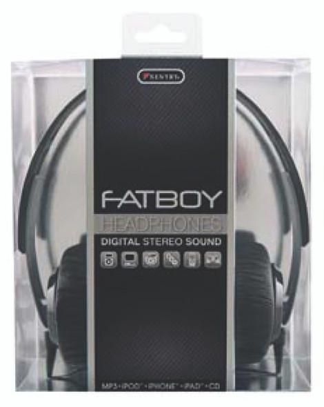 Platinum Digital Headphones - Black