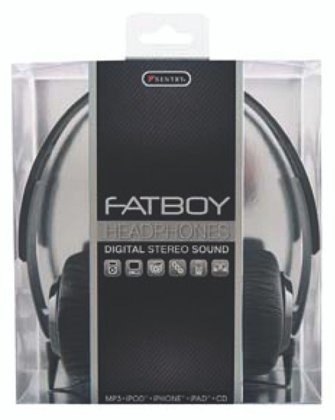 Platinum Digital Headphones - Black