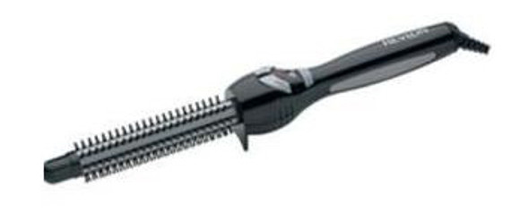 "Revlon Perfect Heat Curling Iron Brush - Black, 3/4"""