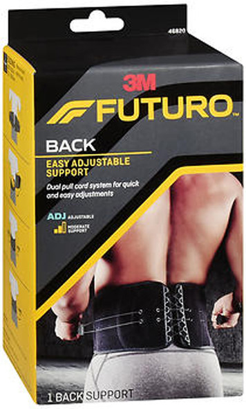 Futuro Adjustable Back Support - Each