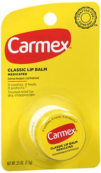 Carmex Original Lip Balm  - 12 ct